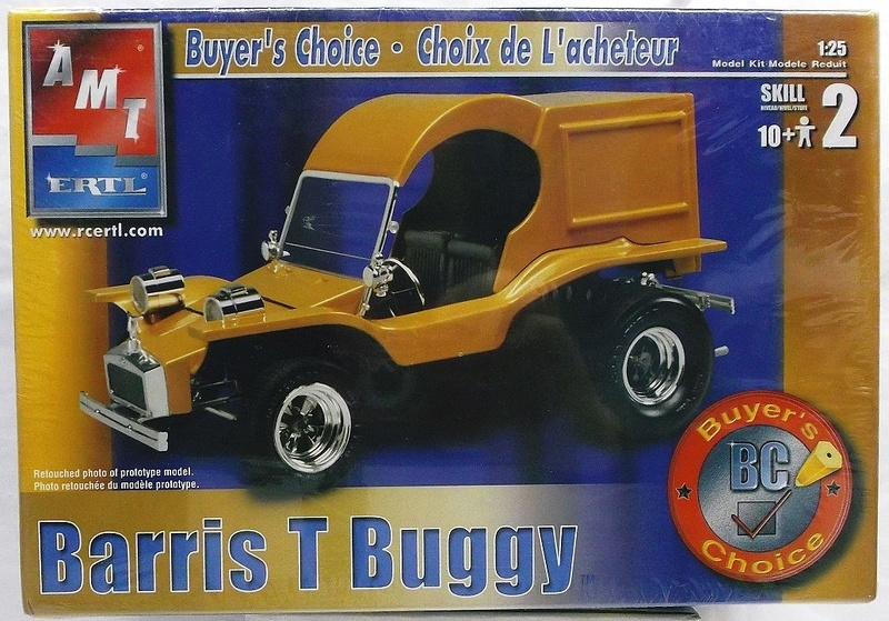 Barris T buggy. Amt-3110