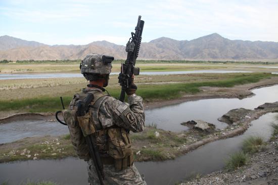 Afghanistan : Les troupes américaines se retirent de la vallée de Pech Afghan10