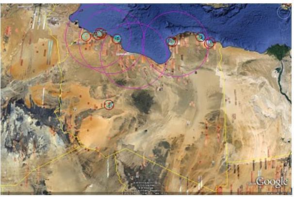 LES ATTAQUENT SUR LA LIBYE Libye-10