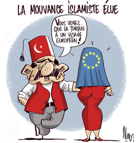 """Il est beau le """"modèle"""" turc  Parti_10"""