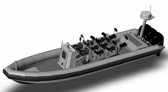 Les commandos marine pourront enfin surfer sur l'ECUME Zodiac10