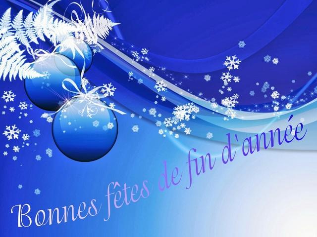 Bonnes Fêtes de fin d'année. Bonnes10