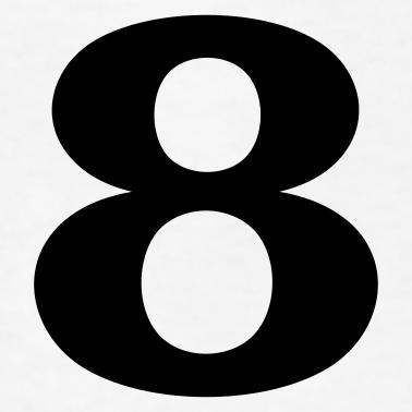 SIGNIFICADO DEL NUMERO 8 Blanco10