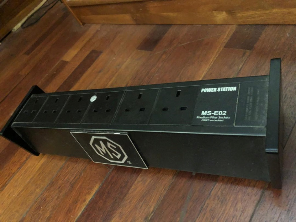 MSHD MS-E02 Power Station(used) 06a1bf10