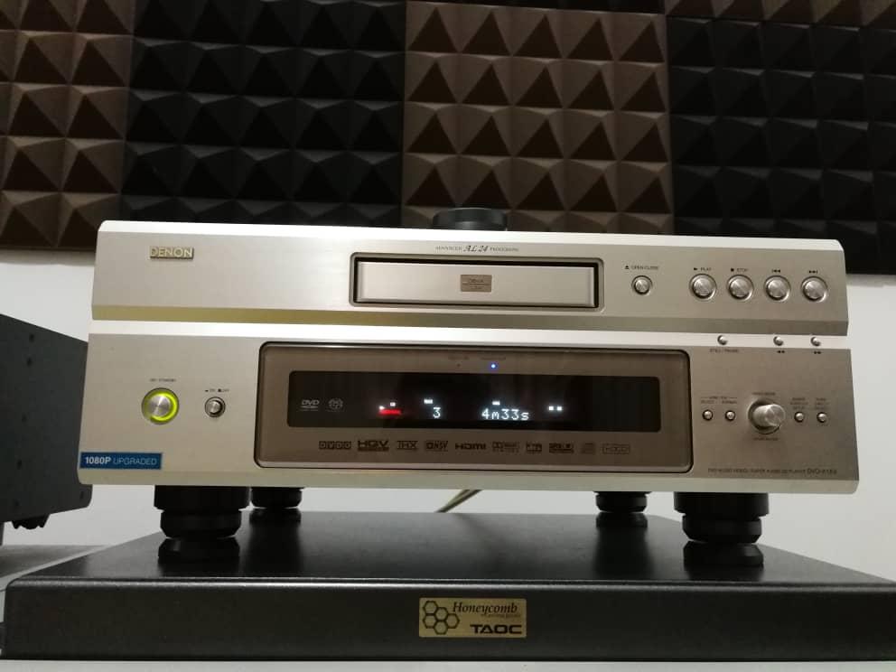 Denon Universal player DVD-A1XVA (used) 1fd1cb10
