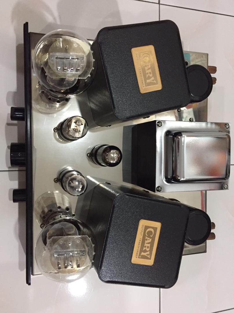 Cary Audio CAD-300Sei (Sold) 3fd7b710