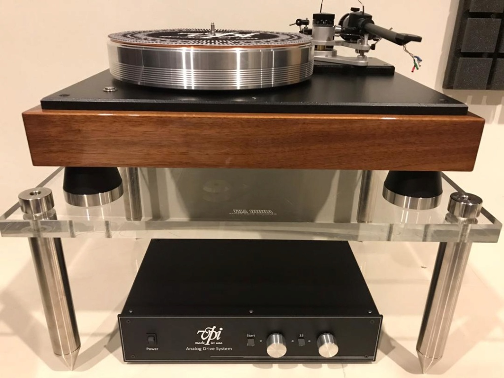 VPI Classic Signature + ADS Power Supply(Sold) 8ef13110
