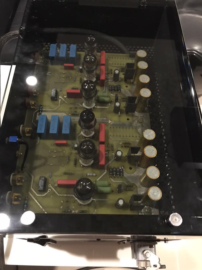 D Klimo Viv MM/MC Phonostage (Sold) 9993bf10
