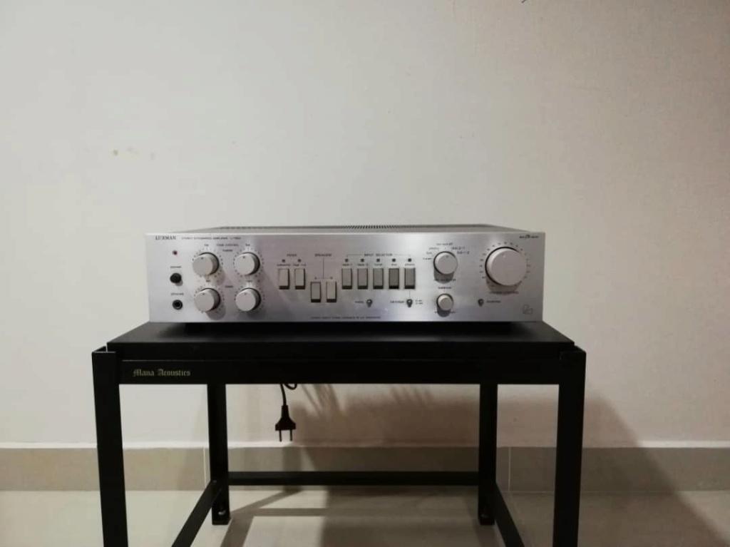 Luxman L1116A Integrated Amp (sold) E4fc8b10