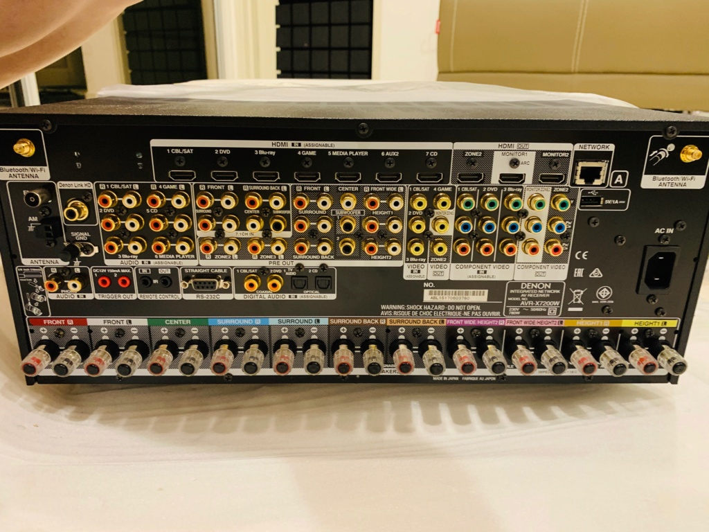Denon Avr-X7200WA(Sold) Img-0611
