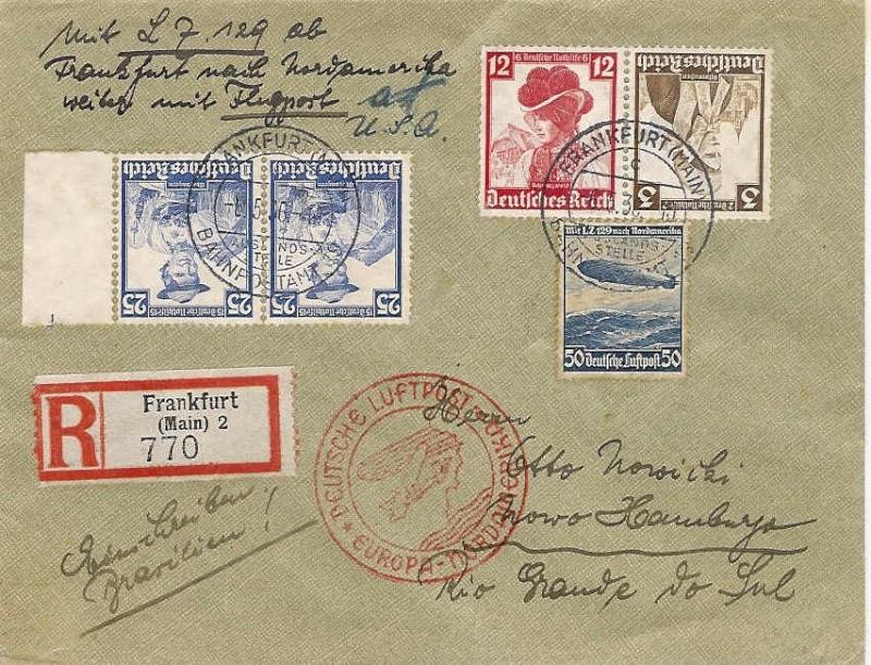 Reizvolle Briefe des Deutschen Reichs 406_c10