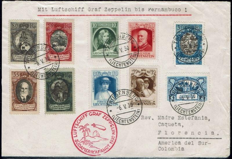 nach - Südamerikafahrt 1930, Post nach Pernambuco - Seite 3 57_k_l11