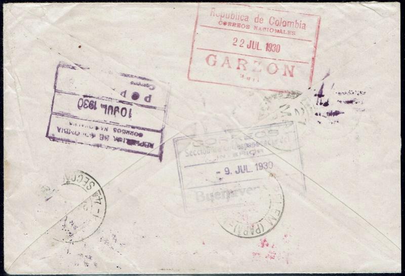 nach - Südamerikafahrt 1930, Post nach Pernambuco - Seite 3 57_k_l12