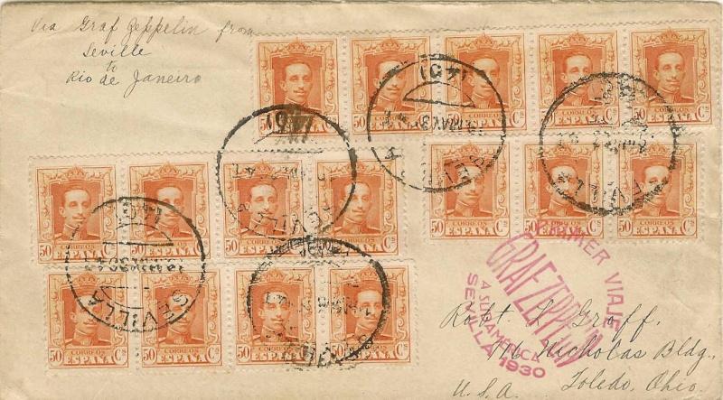 Spanische Zeppelinpost 58_ad10