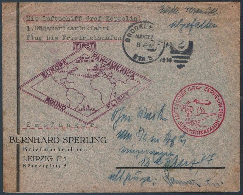 Zeppelinpost aus USA 64__ma10