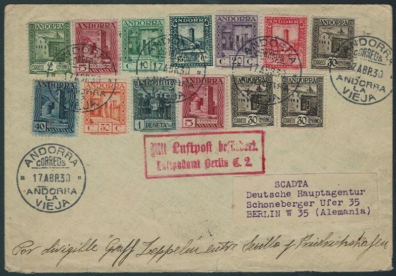 nach - Zeppelin - ungewöhnliche und seltene Destinationen 64_xva10