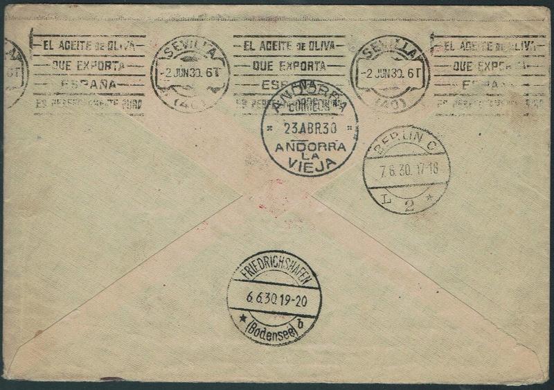 nach - Zeppelin - ungewöhnliche und seltene Destinationen 64_xva11