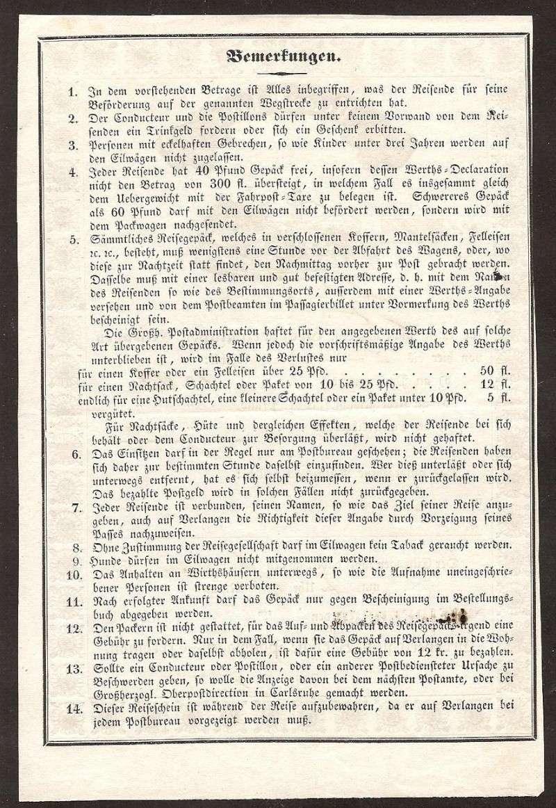 Grenzen der (Vor-)Philatelie Reises11