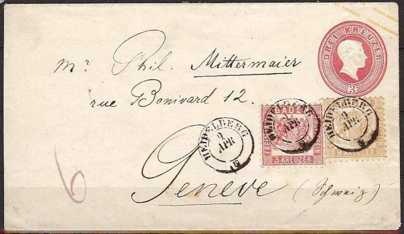 Altdeutschland Baden U9a18210