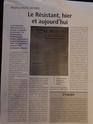Visite du journal Le Résistant le 23.01.2018 Dsc00411