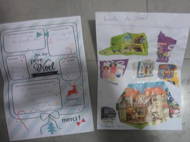 La galerie de la lettre au Père Noël P1100415