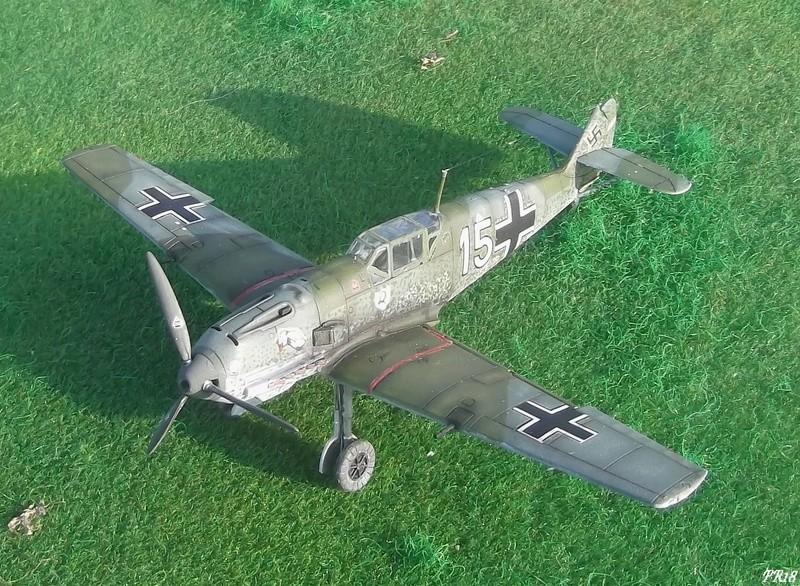 Me bf 109 E4 de chez Airfix  Aaa0410