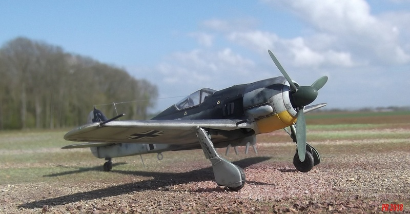 FW 190 G8 R 5 maquette Revell 1/72  G8_3510