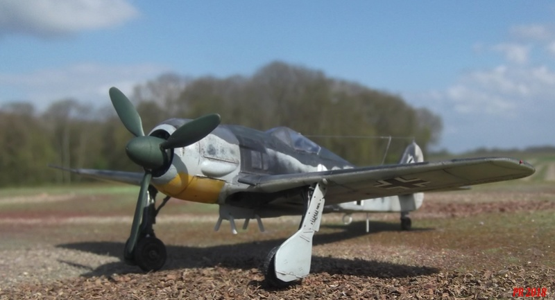 FW 190 G8 R 5 maquette Revell 1/72  G8_6210