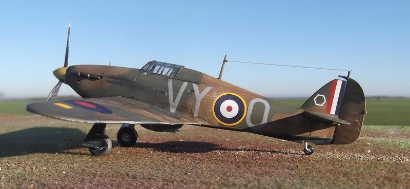 Airfix 1/72 Hurricane mkI G8aaaa10