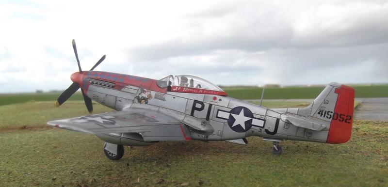P 51 D de chez Airfix  P51d0011