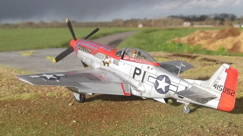 P 51 D de chez Airfix  P51d0012