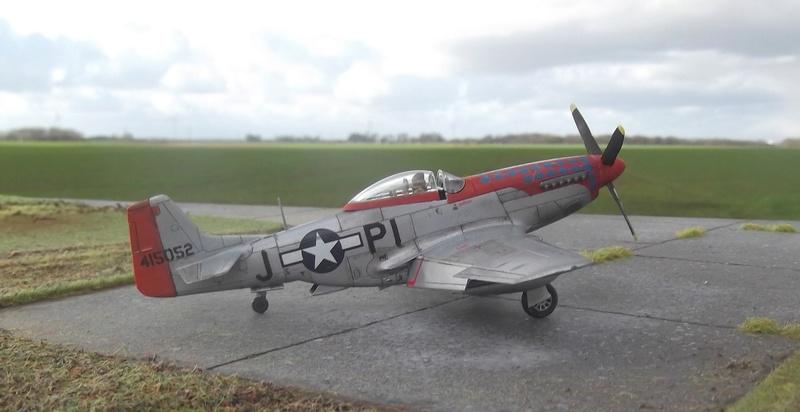 P 51 D de chez Airfix  P51d0013