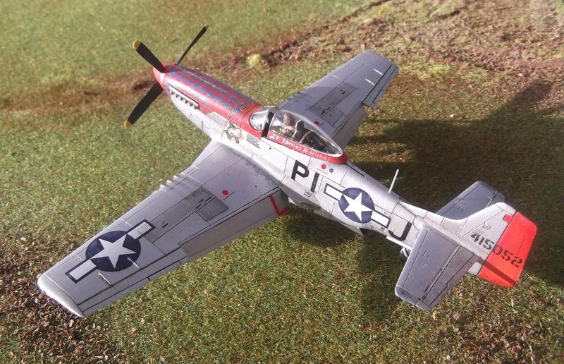 P 51 D de chez Airfix  P51d0018
