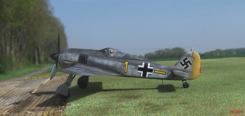 Fw 190 A4 Zvezda 1/72 Zw_2210