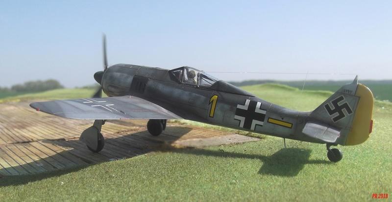 Fw 190 A4 Zvezda 1/72 Zw_70b10