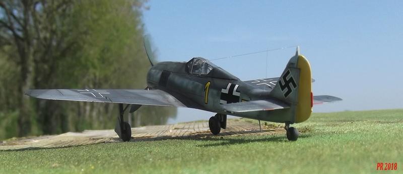 Fw 190 A4 Zvezda 1/72 Zw_7210