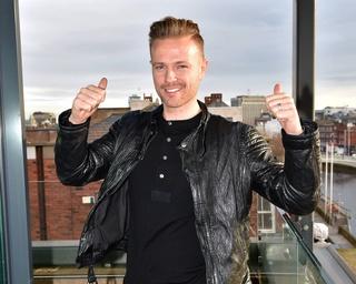 Nicky Byrne será el portavoz de Irlanda en el Festival de la Canción de Eurovisión 00-410