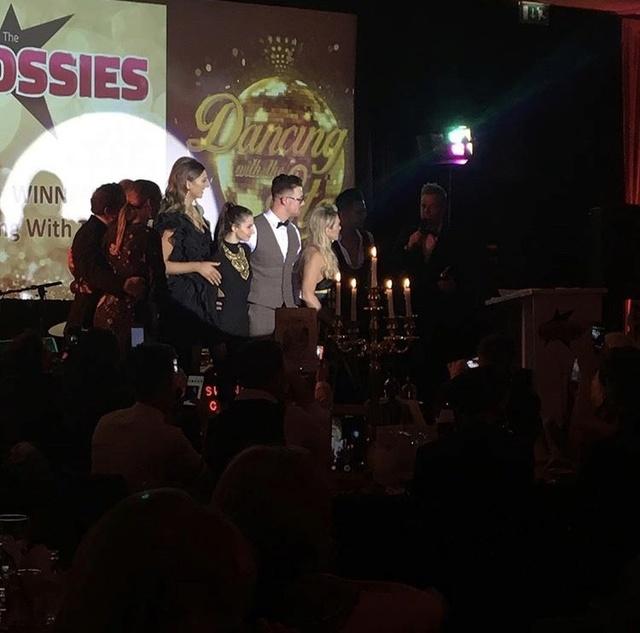 Doble triunfo para Nicky en the Gossies 2018 05_6810