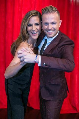 'NECESITABA ESTO' Nicky Byrne, cuenta que sus estrellas de la suerte 'finalmente han logrado el éxito televisivo después de un fracaso anterior Msemai10