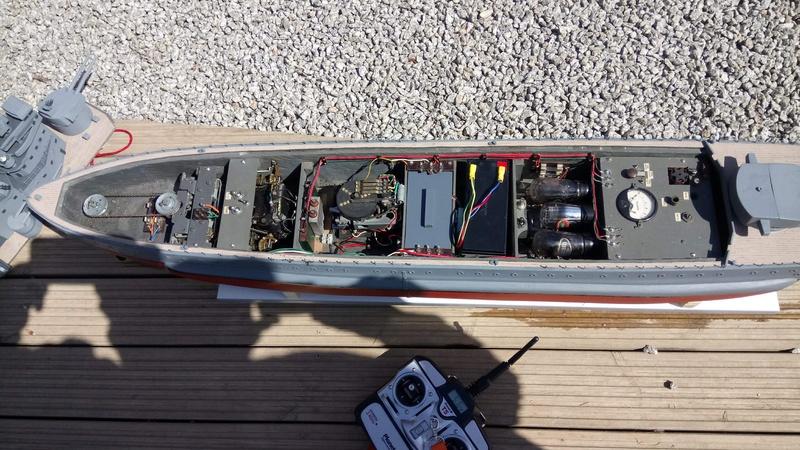 1943 built KG5 restoration. 2993a410