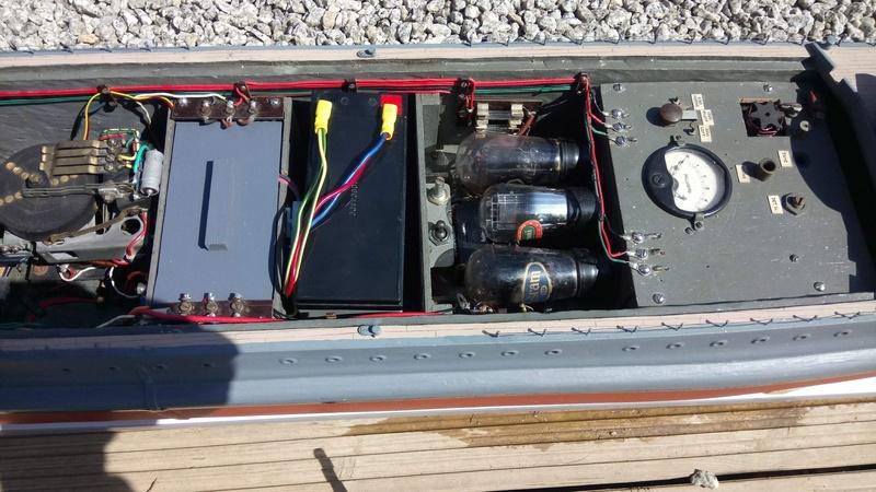 1943 built KG5 restoration. 99552f10