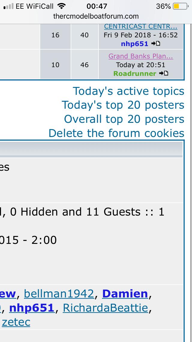 Dead Forum? 9b55d010