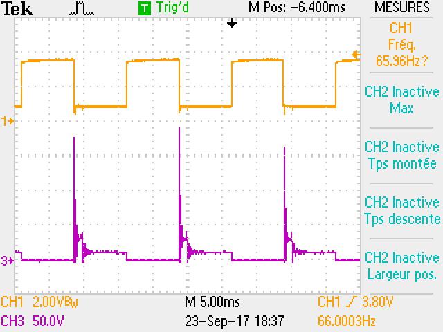 electronique - Allumage électronique pour ETZ : deuxième génération 2017-010