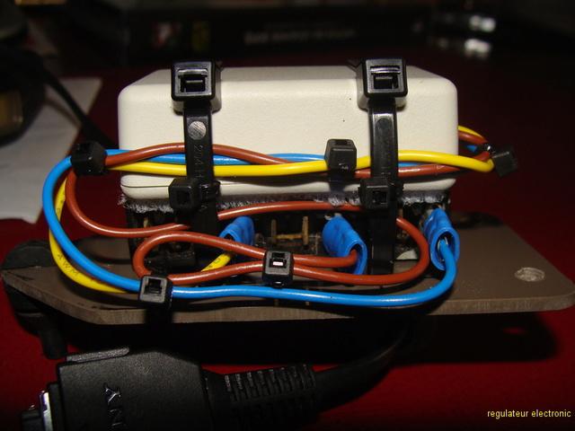 electronique - ETZ  : fabrication d'un régulateur 12V  électronique spécifique 95199_10