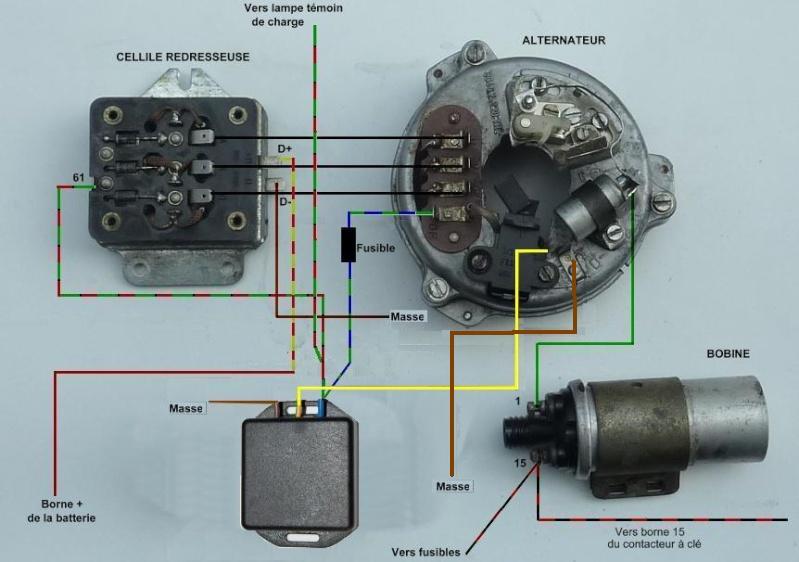 electronique - ETZ  : fabrication d'un régulateur 12V  électronique spécifique Aprys12