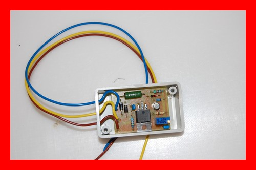 electronique - ETZ  : fabrication d'un régulateur 12V  électronique spécifique Mise_e10
