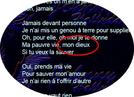 """Correction paroles """"Pour nos joies et pour nos peines"""" Sans_t11"""