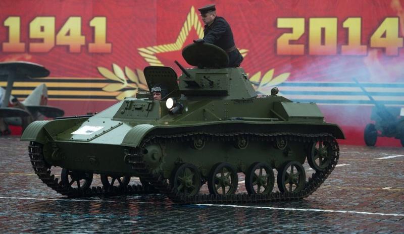 Les munitions du char léger soviétique T-60 Tnsh1-11