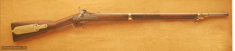 US Model 1841 Percussion Rifle ... the Mississippi Rifle Us_mod10