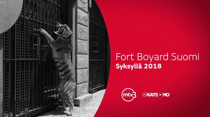 """[Officiel] FINLANDE - """"Fort Boyard Suomi"""" 2018 Finlan10"""